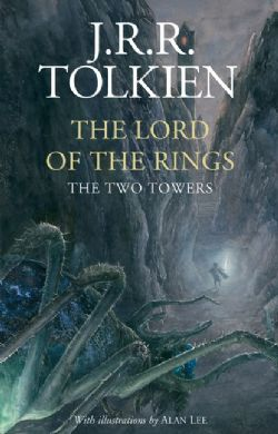 LORD OF THE RINGS, THE -  THE TWO TOWERS [ILLUSTRATED EDITION]